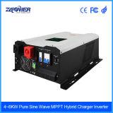 1kw~12kw HP-PVの40A 48Vの太陽充電器のコントローラが付いている純粋な正弦波インバーター