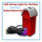 塩か海水によって動力を与えられるクリスマスLEDストリングライト