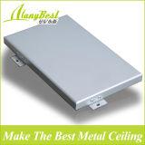 Alumínio não padrão teto curvado para o edifício de primeira qualidade
