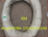 Fábrica sanfona quente do arame farpado da lâmina da venda Cbt-65
