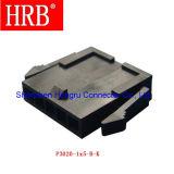 Micro-Misura la spina che alloggia il singolo connettore di riga con il supporto del comitato