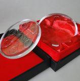 De nieuwe Gezonde Schijf van het Saldo van de Onderleggers voor glazen van de Mat van de Kop van de Energie van de Schijf van het Saldo Bio