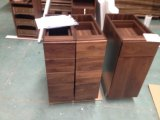Governi di stanza da bagno di legno solido della quercia rossa Bc-A001