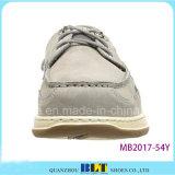 Горячие ботинки шлюпки комфорта кожи сбывания