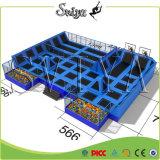 Pyramide de trampoline de traîneau populaire pour adulte
