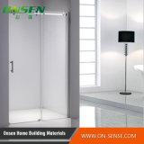 Cabine personalizada do chuveiro do aço inoxidável para o banheiro