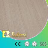 12.3mm E0 Walnut Hickory Sound -吸収のParquet Laminate Wood Flooring