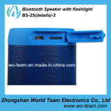 Mini altofalante portátil de Bluetooth com luz instantânea forte do uso ao ar livre