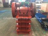 Steinkiefer-Zerkleinerungsmaschine mit Dieselmotor für Verkauf
