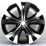 A liga de alumínio da réplica de 20 polegadas roda as rodas de carro