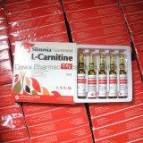 Высокое качество поставкы впрыски L-Карнитина 2.0g для проигрышный веса