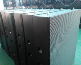 Visualizzazione di LED esterna di alta risoluzione di colore completo del TUFFO P10