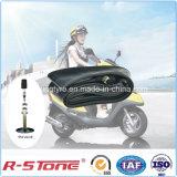 Câmara de ar interna 2.50-18 da motocicleta natural da alta qualidade