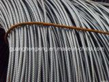 SAEの鋼線棒のワイヤー棒