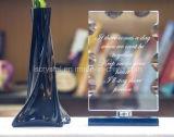 卸し売り良質のトロフィのImpotationのイベントのための水晶金属賞