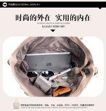 6 PCS 부대 고정되는 PU 여자 숙녀 패션 디자이너 핸드백