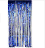 Hot Sale Foil Curtain Hanging Rainbow Color Curtain
