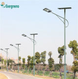 Bon réverbère léger de l'énergie solaire DEL d'UL de modification d'éclairage de parking du module DEL des prix DEL Shoebox