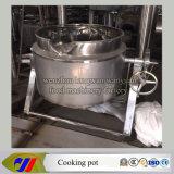 Calefacción de Gas/LPG que cocina el crisol