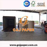 Zwischenlage-Vorstand der Prüfungs-100GSM für Karton-Produktion in der Rolle