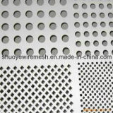 Engranzamento perfurado do metal de Galvaized da alta qualidade para o engranzamento decorativo