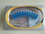 Treccia del gruppo delle Multi-Fibre di memorie di LC/St/LC/FC 6/12/24