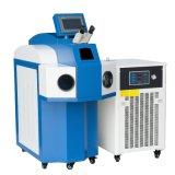 Máquina de soldadura quente do laser da venda de Glorystar para a jóia