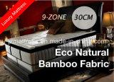 Matras van het Schuim van het Geheugen van Eco de Gezonde Bamboe gel-Gegoten