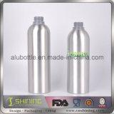 Алюминиевая бутылка водочки металла