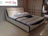 Het moderne Meubilair van de Slaapkamer met de Lijst van het Bed
