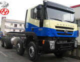 6X4 340/380HP Iveco Genlyon Construction Truck