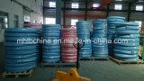 Le fil d'acier tressé a renforcé le boyau en caoutchouc hydraulique couvert par caoutchouc (SAE100 R1-51at)