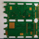 PWB rígido de alta freqüência Multilayer do circuito de 12L HDI no controle industrial