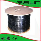 STP, Sf/UTP CAT6 Kabel 23AWG mit ETL/Ec/ISO9001/RoHS Bescheinigung