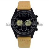 Nieuw Horloge hl-BG-082 van het Roestvrij staal van de Manier van het Kwarts van de Stijl