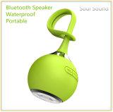 Mini altavoz sin hilos portable vendedor caliente de Bluetooth con el diseño impermeable del deporte (ID6012)