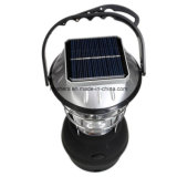60PC LEDの太陽ダイナモのキャンプライト