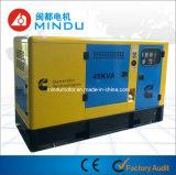 Weichai 30kwのディーゼル発電機の冷却される電気開始水