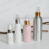 Botella de aluminio del aerosol para el embalaje del agua de la crema hidratante (PPC-ACB-007)
