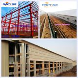Agricoltura Machinery in Poultry Shed con House Construction