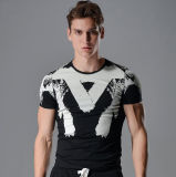 주문 승화 인쇄 t-셔츠