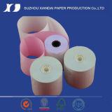 Forma continua popular del papel sin carbono del papel sin carbono de la NCR del papel sin carbono