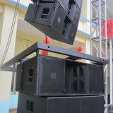 Si raddoppia una riga a tre vie il PRO audio di schiera (VT-4889) da 15 pollici