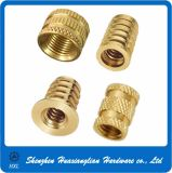 Knurling Brass Threaded Insert Nut für Plastic