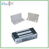 70kg Cerradura magnética de la sola puerta con la salida de la señal (120Lbs)