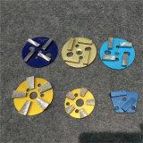 Алмазный резец меля диска 100mm абразивного диска Terrazzo конкретный