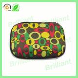 Caixa cosmética de couro elegante do plutônio com Zipper (JCC003)