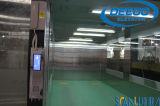 수용량 3000kg는 강철 완료 차 엘리베이터를 그렸다