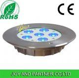 6W imperméabilisent la lumière sous-marine de piscine de DEL (JP94761)