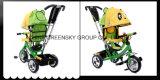 Heißes grünes Dreirad des Baby-2016 (Erdbeben-Beweis)